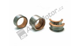 Main bearing set Z-25 AGS Premium quality